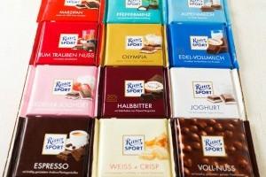 Обзор продукта: Ritter Sport Chocolate