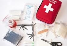 Аптечки первой помощи: запасы, которые могут спасти жизни