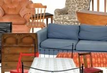 Как избавиться от старой мебели