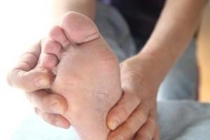 Грибок стопы - виды, причины, симптомы, диагностика, лечение