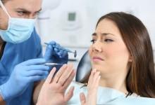 Страшно идти к стоматологу. Что делать?