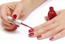 Как правильно наносить лак для ногтей