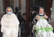 Правила безопасного общения с жителями дома престарелых во время карантина