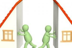 Разделение семейного дома и ипотеки во время разрыва отношений
