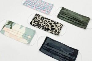Защитные маски с принтами - новый тренд современной моды