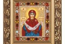 Иконы с изображением Богородицы