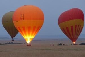 4 причины, по которым вы должны попробовать полет на воздушном шаре