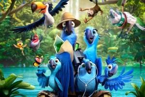 «Рио» - обзор фильма
