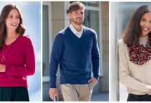 Преимущества одежды из кашемира