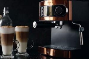 Преимущества рожковых кофемашин