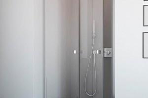 6 причин установить двустворчатые душевые двери
